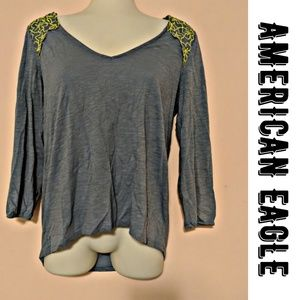 { American Eagle Outfitters } Top